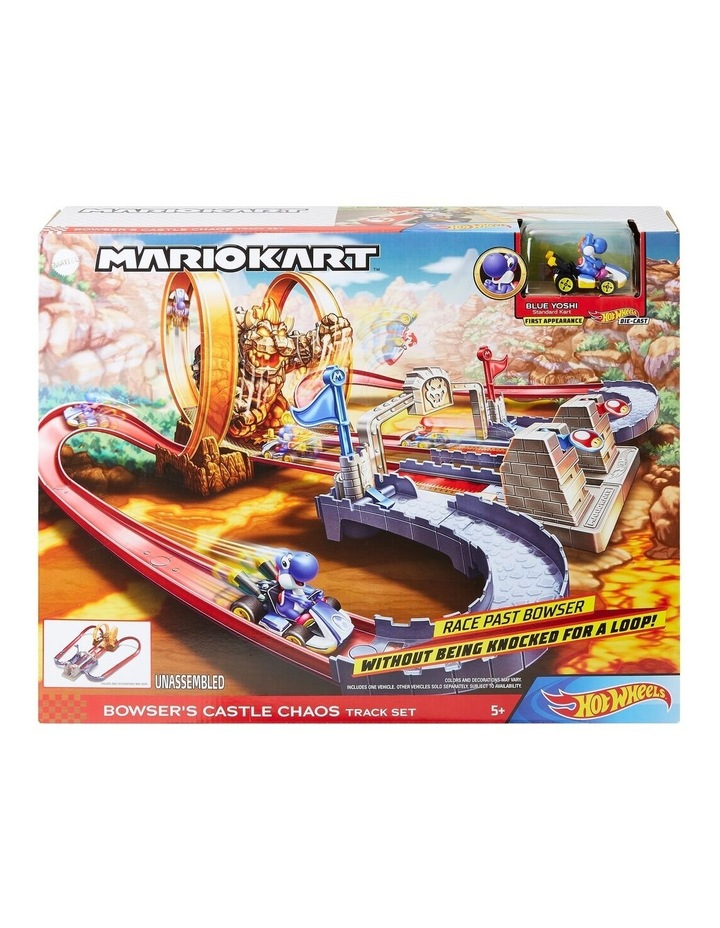 Mario Kart Bowsers Castle Chaos Play Set image 1