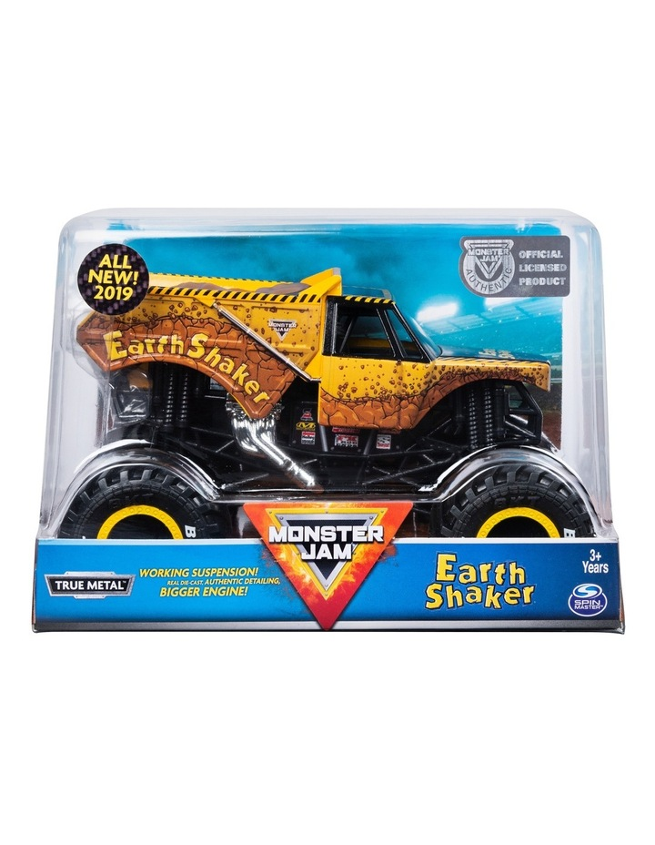 Monster Jam 1:24 Collector Die Cast Vehicle Assortment image 3