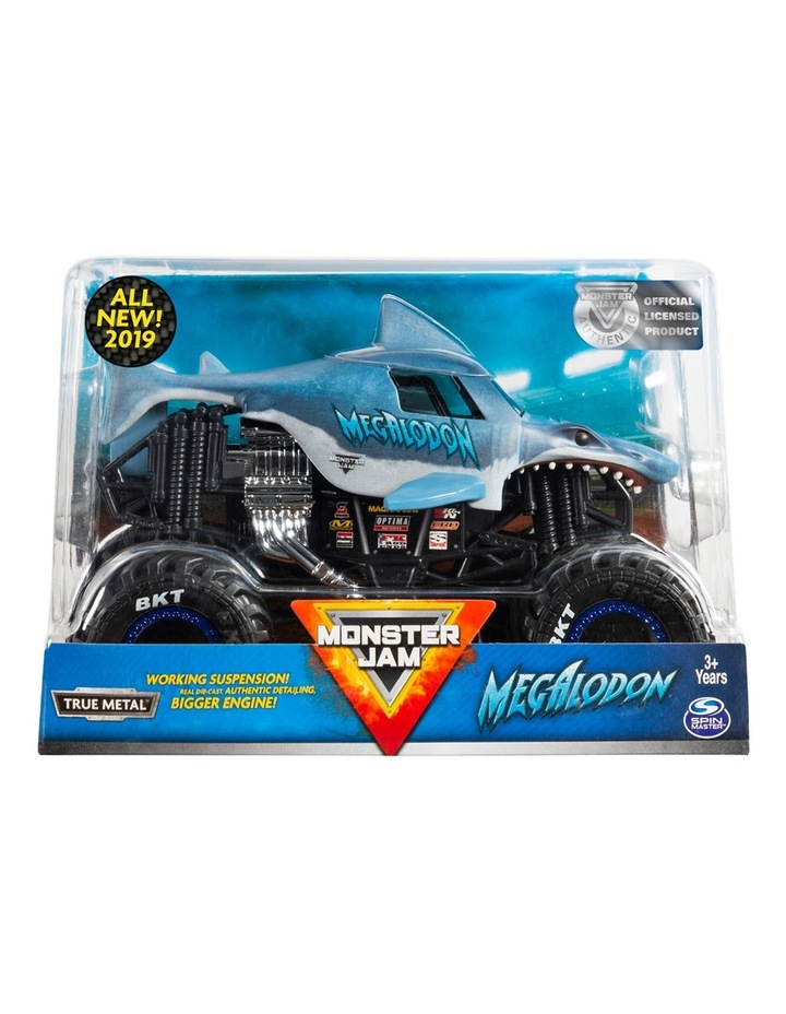 Monster Jam 1:24 Collector Die Cast Vehicle Assortment image 8