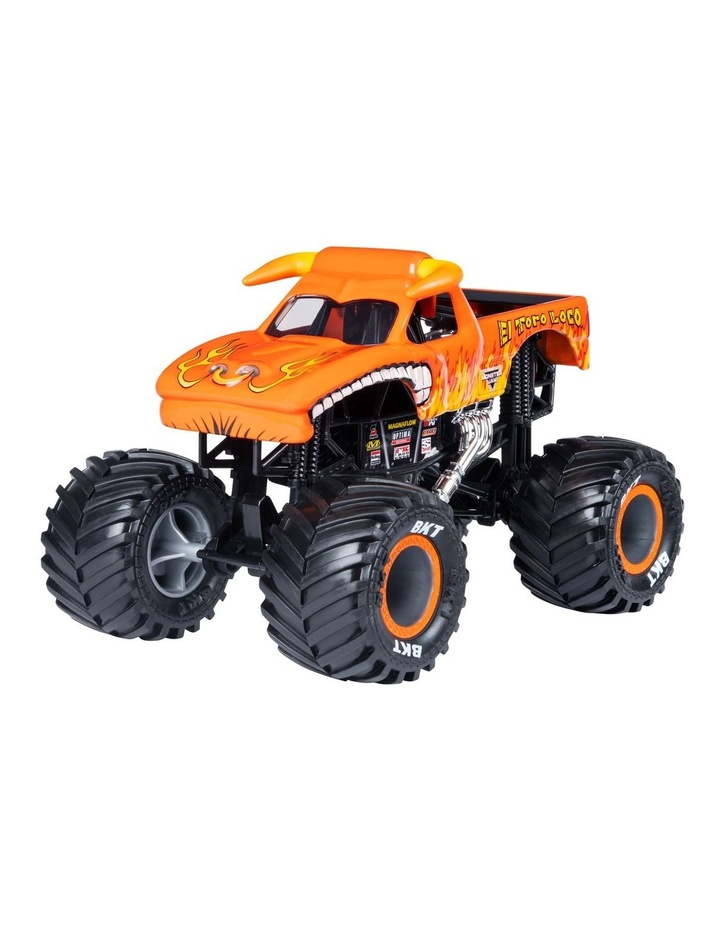 Monster Jam 1:24 Collector Die Cast Vehicle Assortment image 9