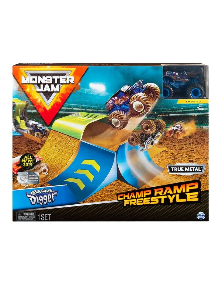 Monster Jam 1:64 Playset Assortment image 2