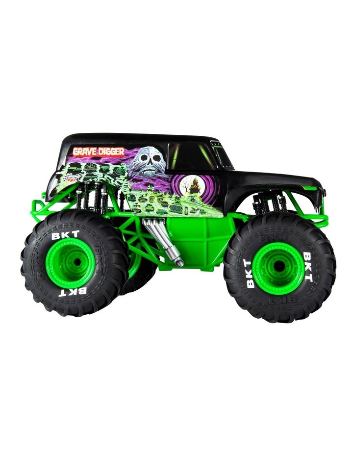 Monster Jam 1:15 RC Grave Digger image 2