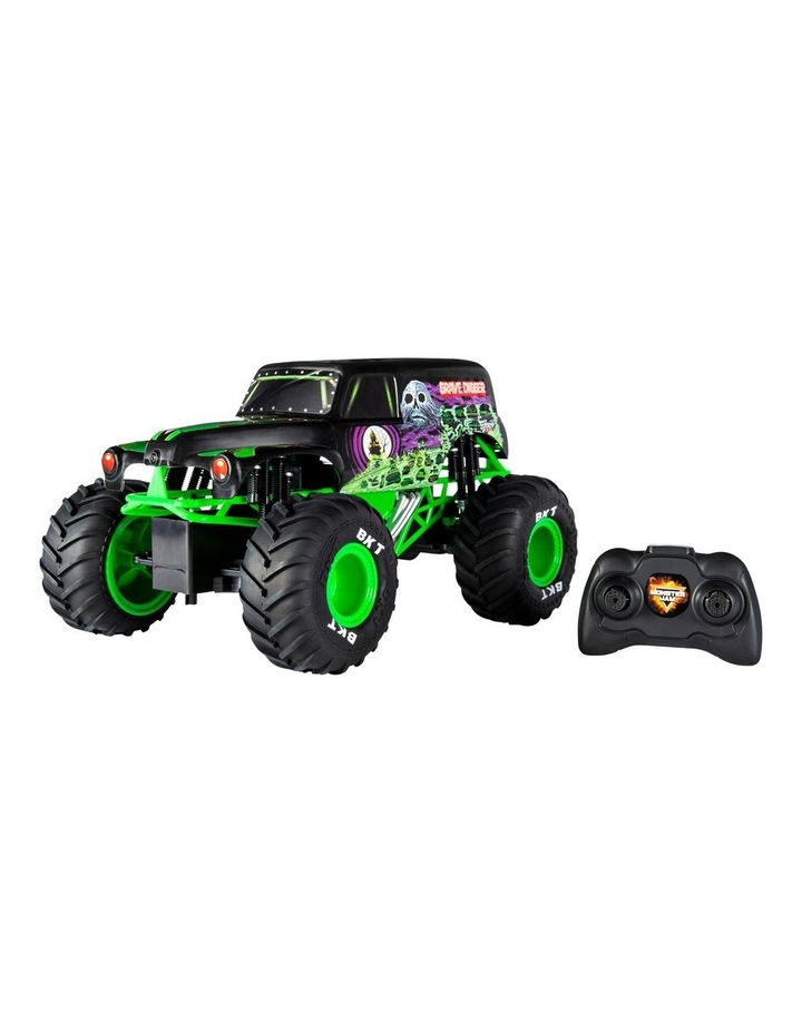 Monster Jam 1:15 RC Grave Digger image 3