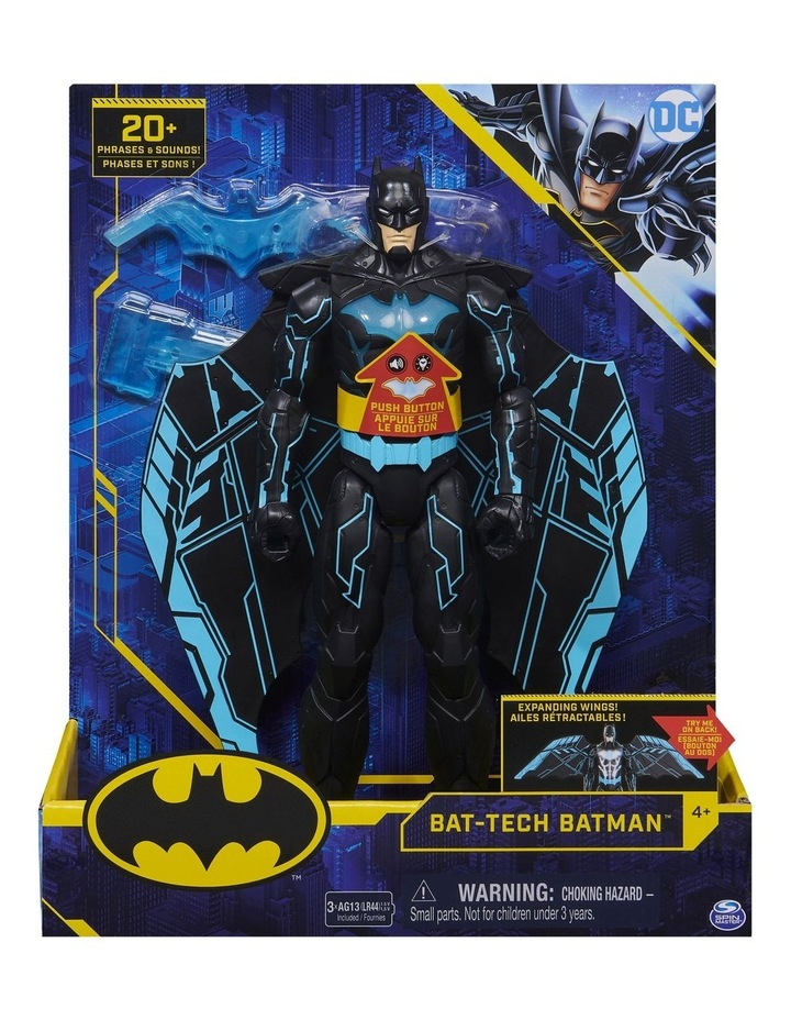 "Batman 12"" Figure with Feature image 1"
