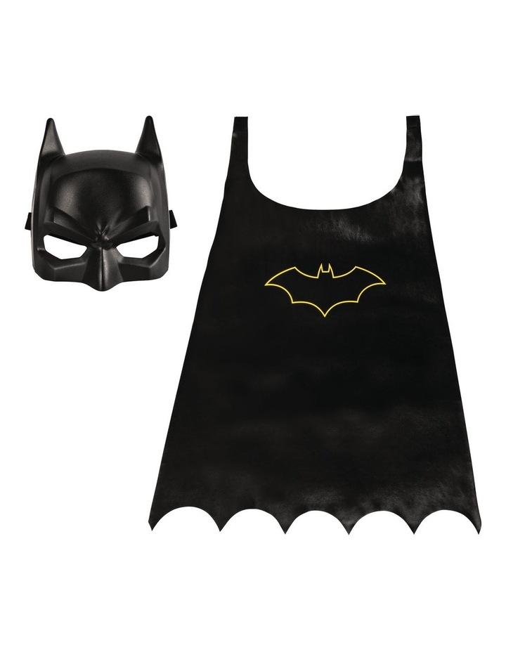 Batman Role Play Cape & Mask Set image 1