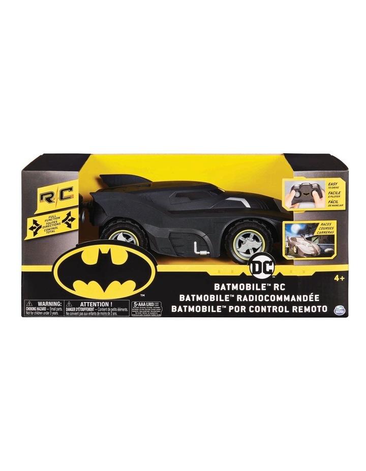 Batman RC 1:20th Scale Batmobile image 1