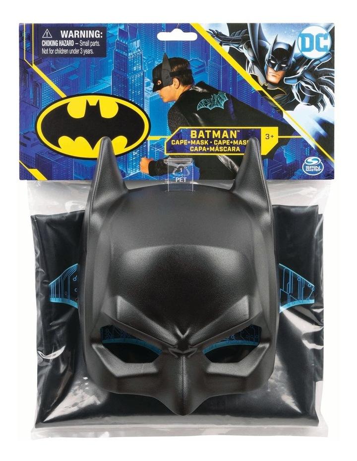 Batman Roleplay Cape & Mask Set image 1