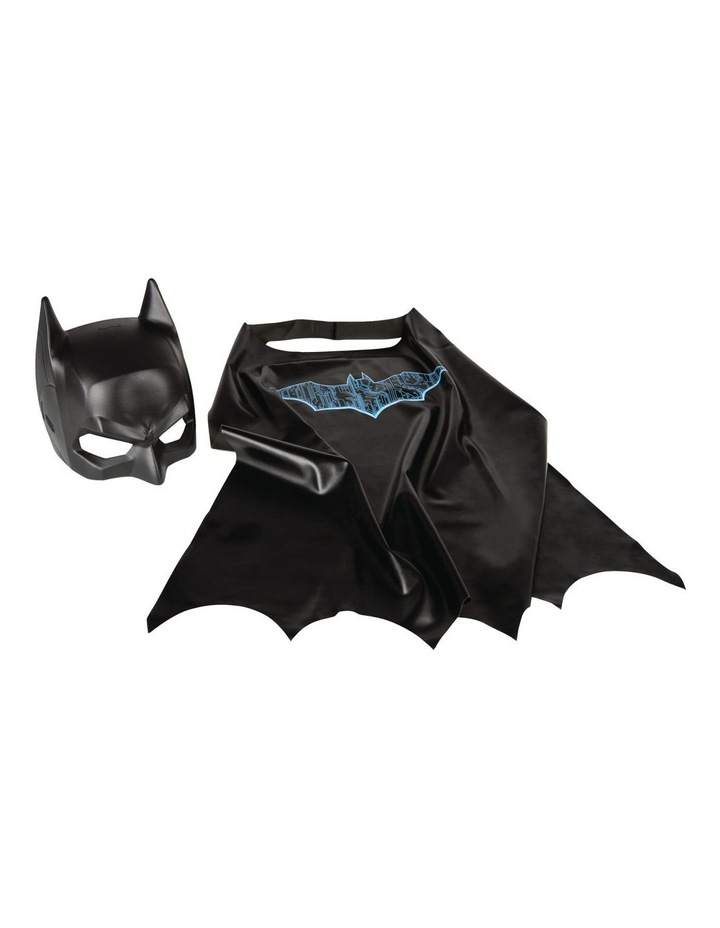 Batman Roleplay Cape & Mask Set image 2