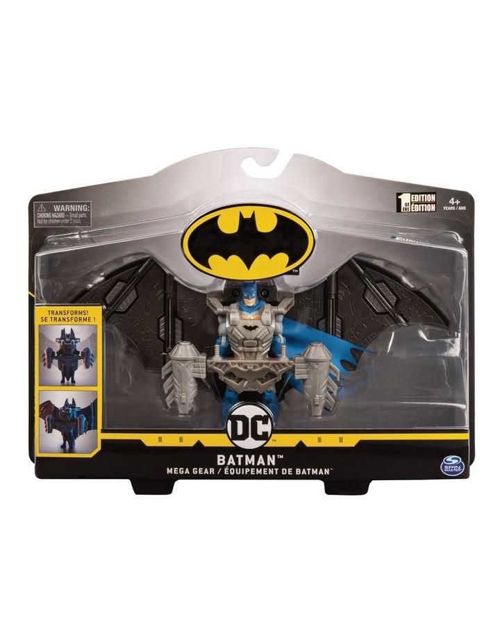 "Batman Deluxe 4"" Figure with Transforming Armor - Assortment* image 1"