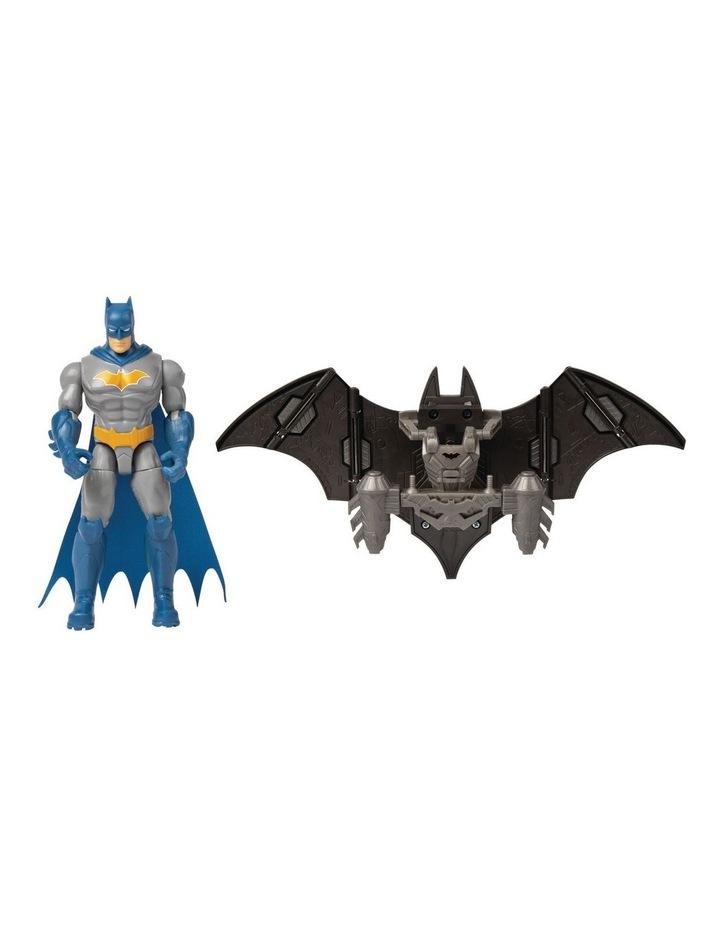 "Batman Deluxe 4"" Figure with Transforming Armor - Assortment* image 3"