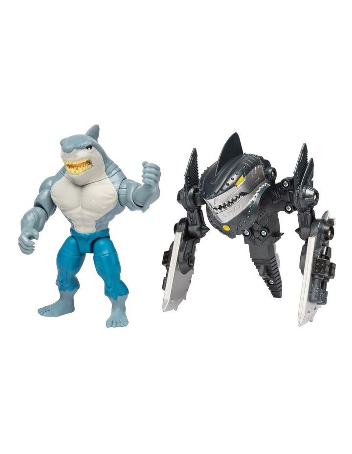 "Batman Deluxe 4"" Figure with Transforming Armor - Assortment* image 5"