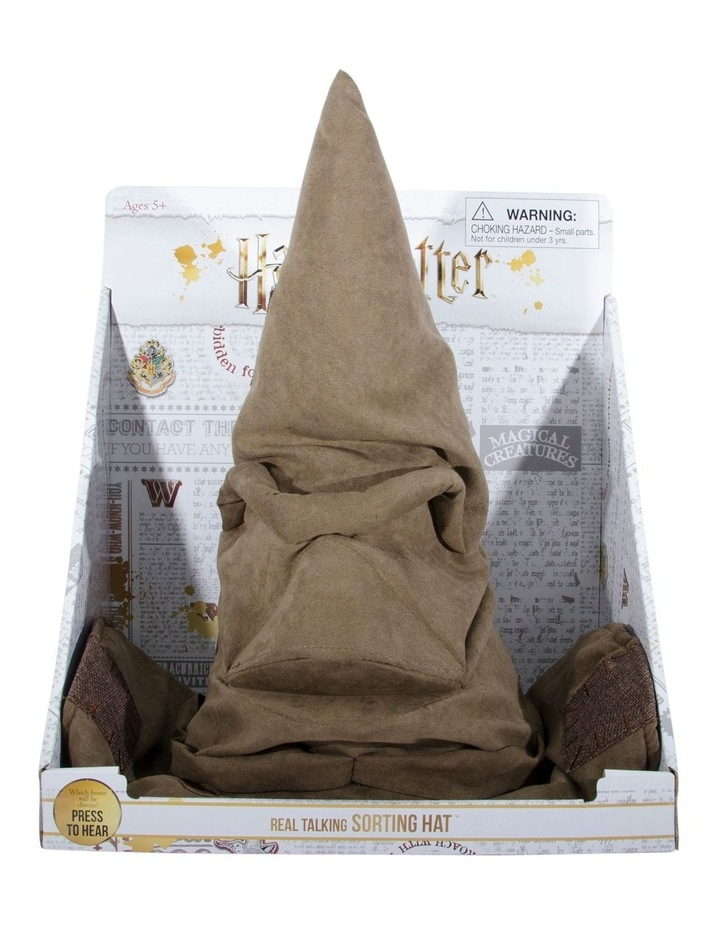 Harry Potter Sorting Hat Feature Plush image 1
