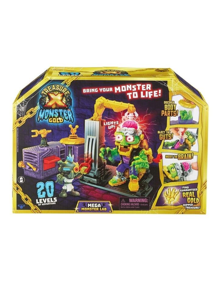 Treasure X Mega Monster Lab image 1