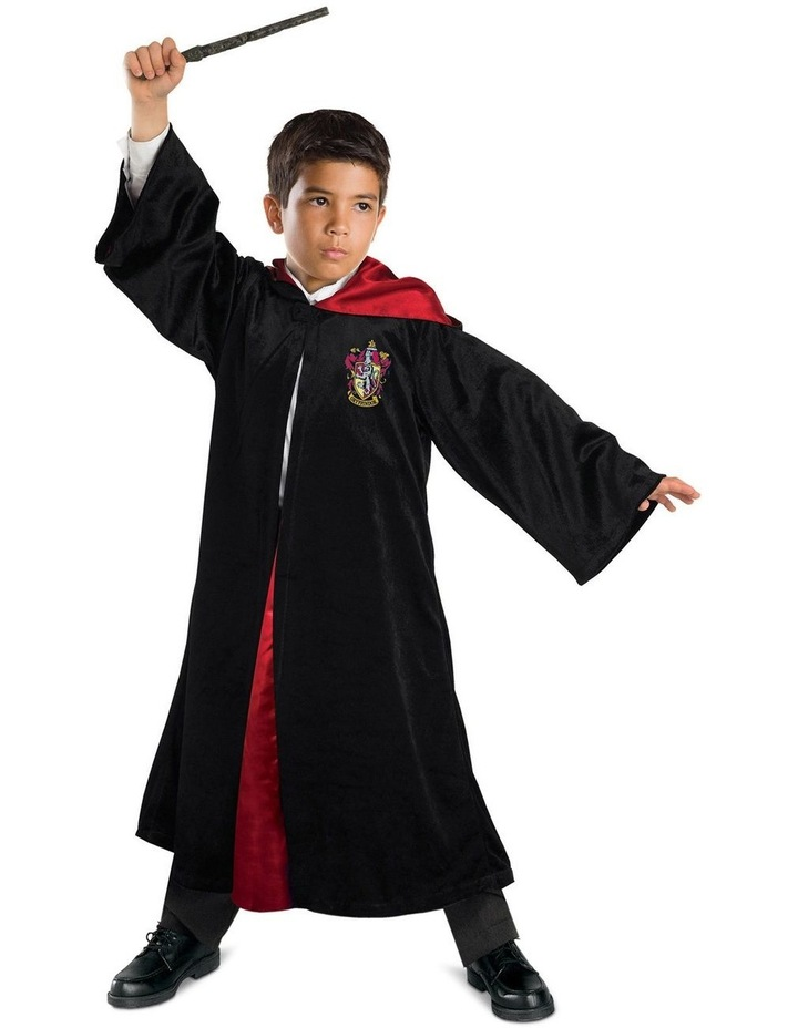Harrry Potter Deluxe Robe Size 6  image 1