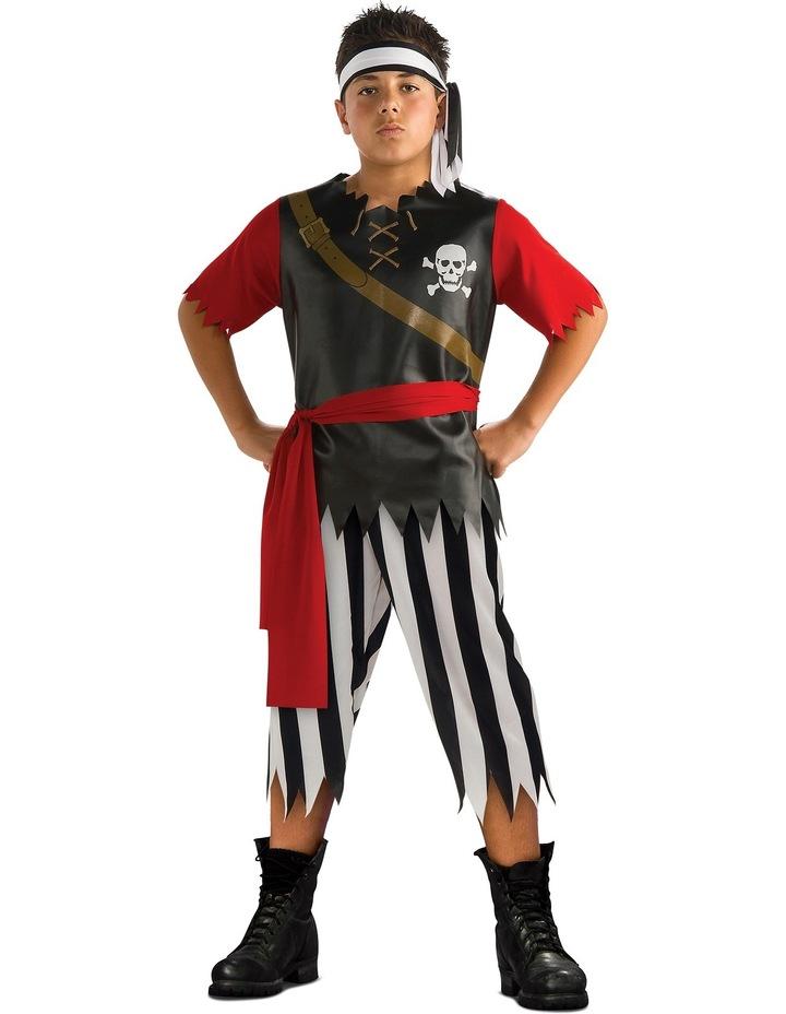 Pirate King Child Medium Size 5-7 image 1