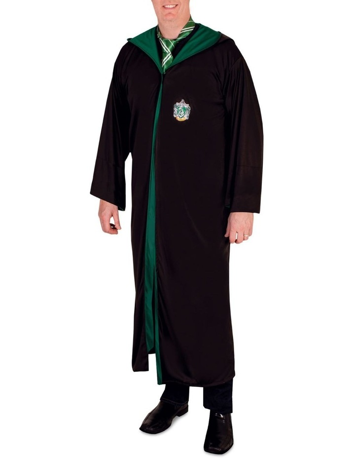 Slytherin Adult Robe - Size Std image 1