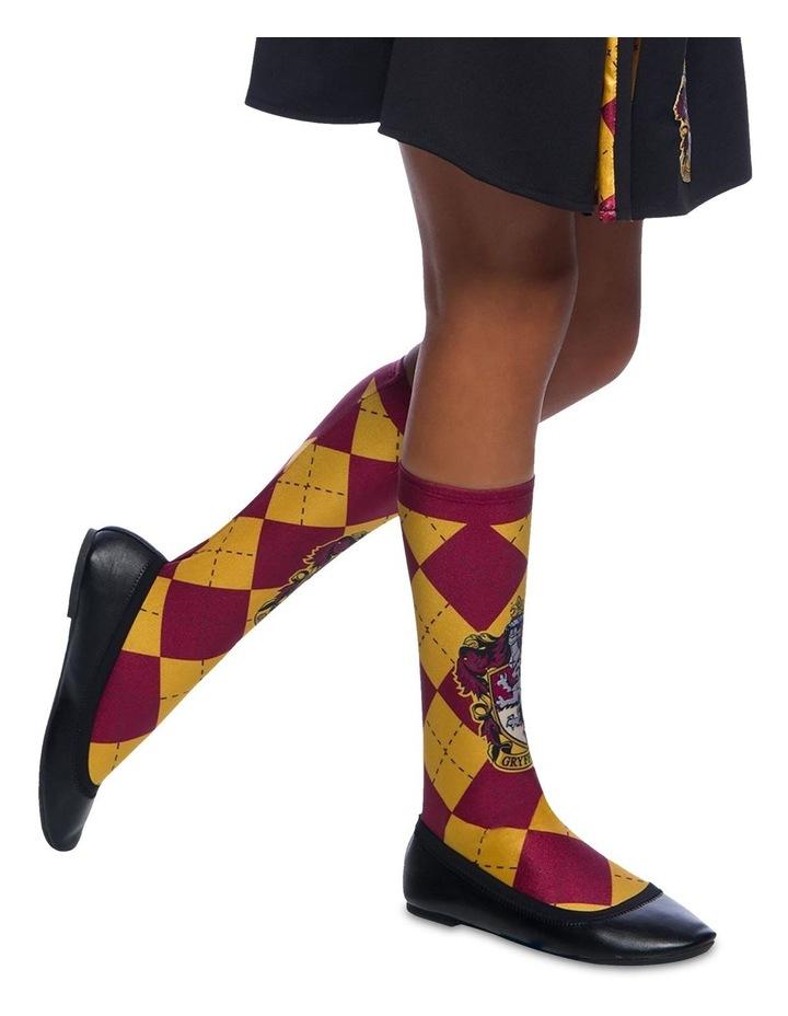 Gryffindor Socks - One Size (Fits Shoe Size 6-11) image 1