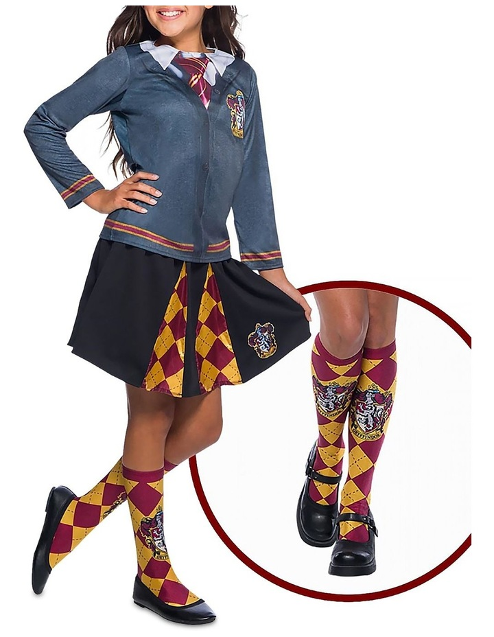 Gryffindor Socks - One Size (Fits Shoe Size 6-11) image 2