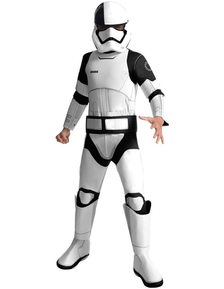 Executioner Trooper Deluxe Child Costume 6-8 image 1
