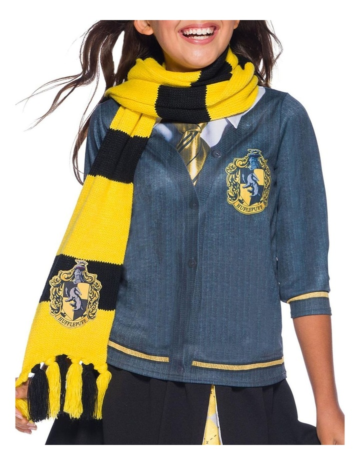 Slytherin Deluxe Scarf - One Size image 1