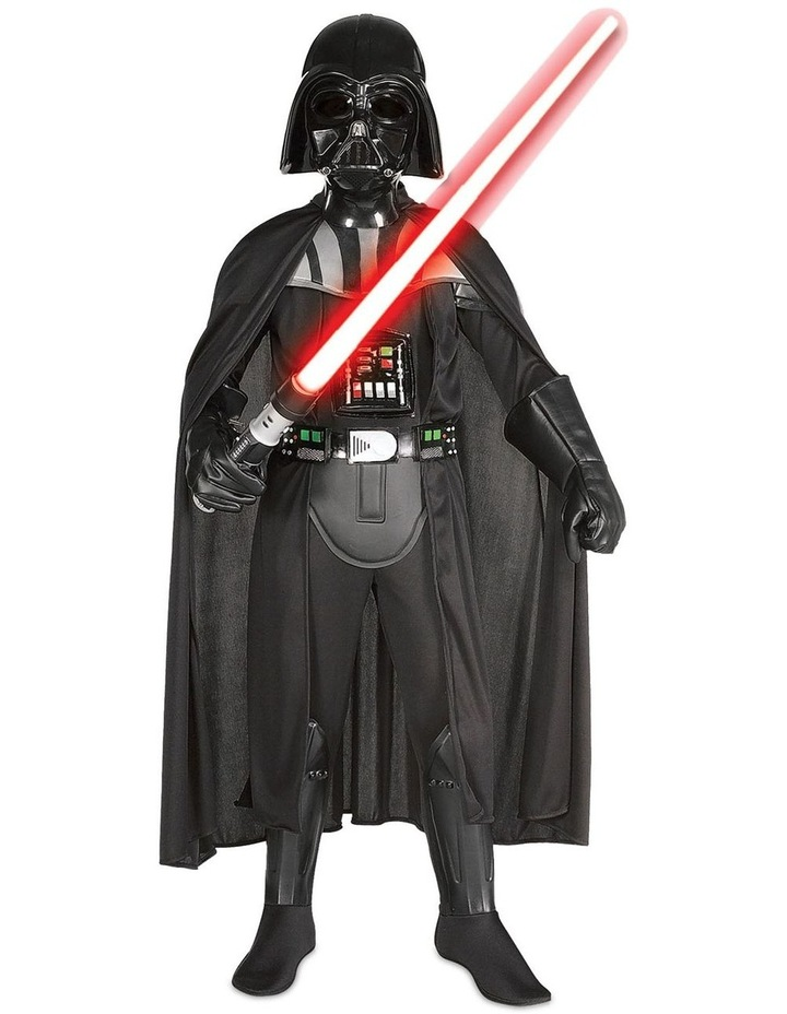 Darth Vader Deluxe Costume - Size S image 1