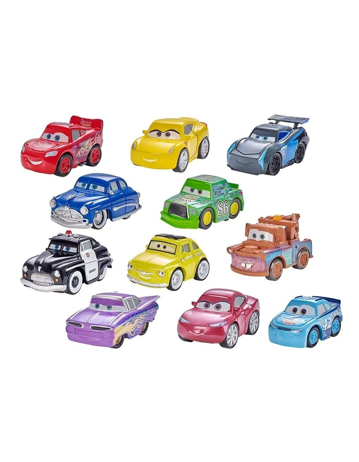 Cars 3 Mini Racers Assorted image 1