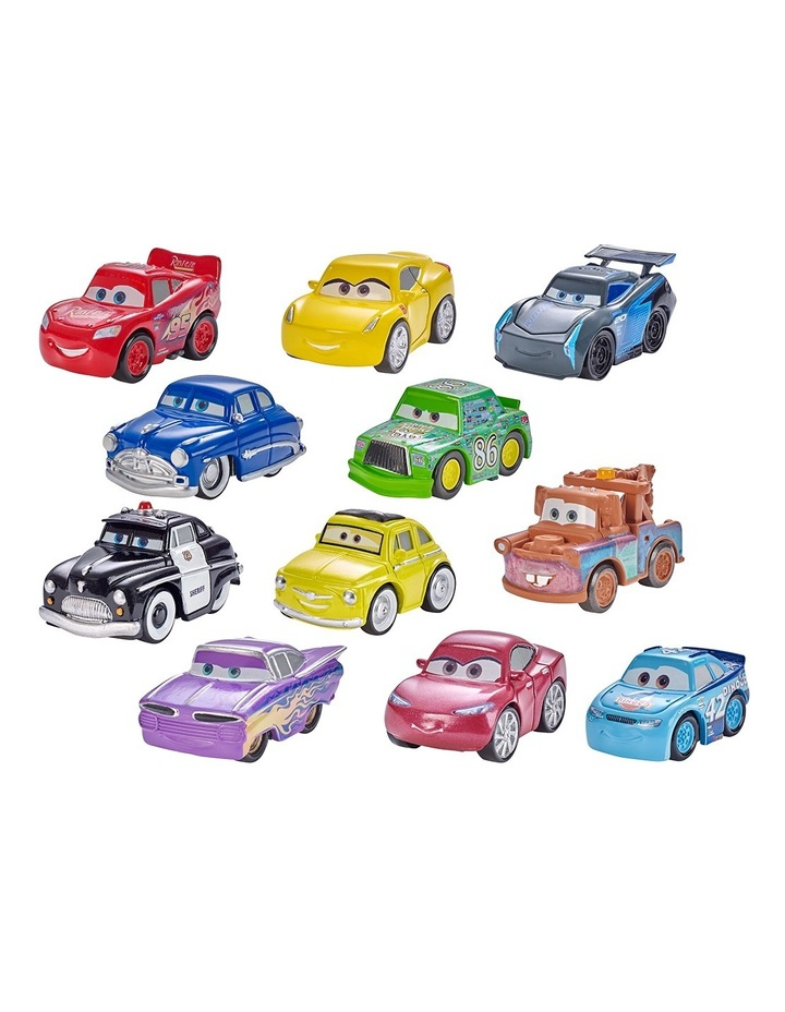 Mini Racers Assorted image 1