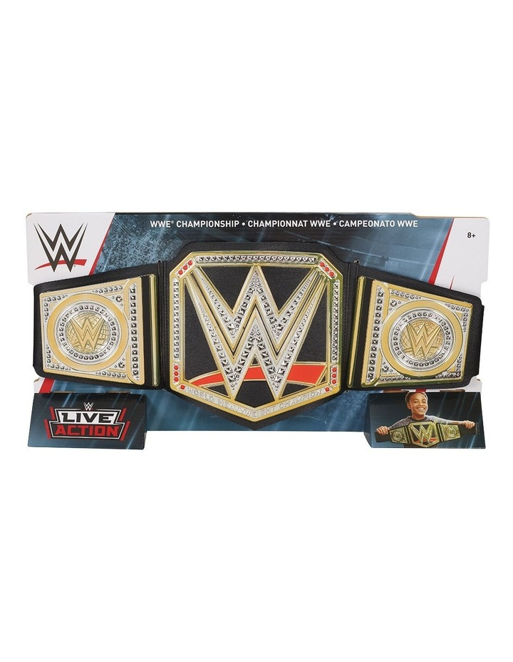Championship Belt Assorted image 1