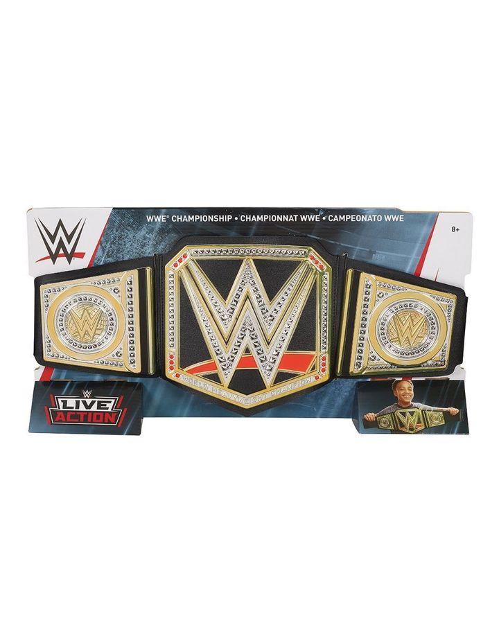 Championship Belt Assorted image 1