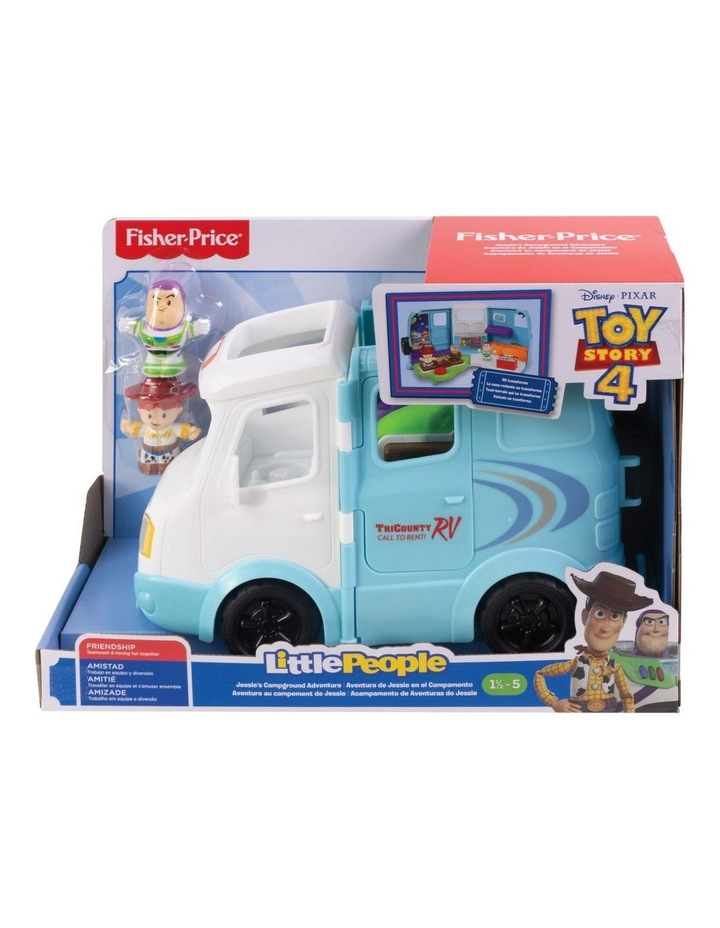Little People Toy Story 4 RV image 1