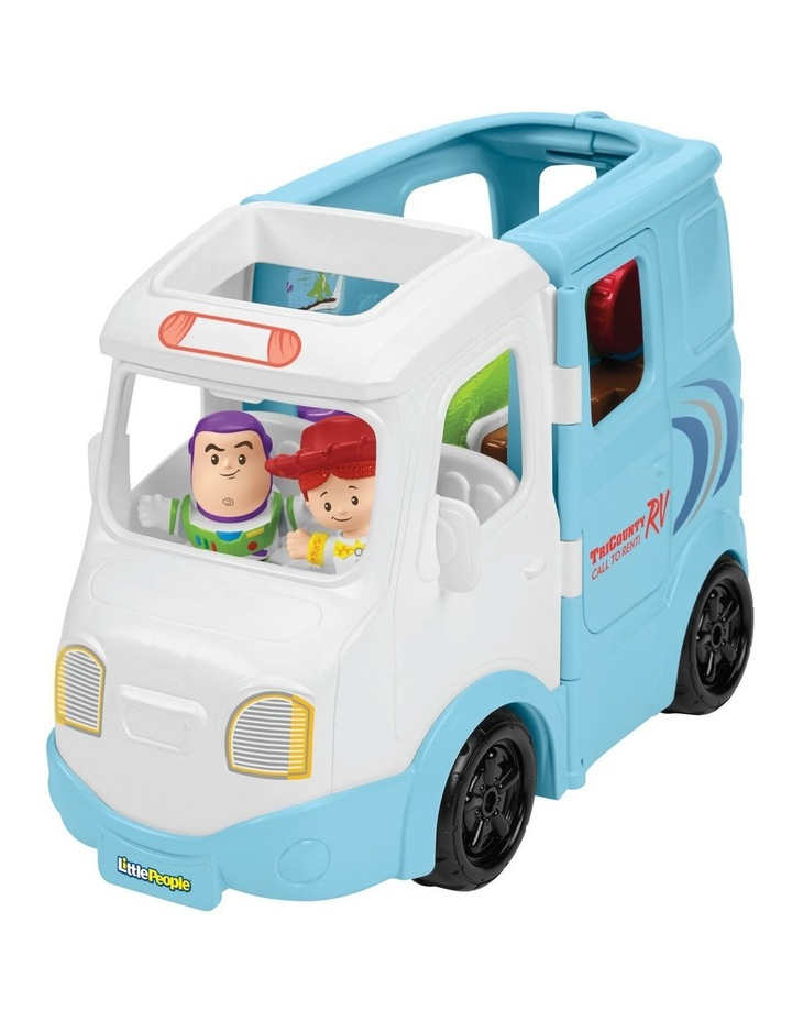 Little People Toy Story 4 RV image 2
