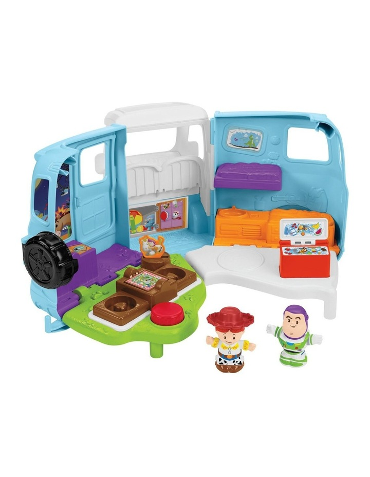 Little People Toy Story 4 RV image 4