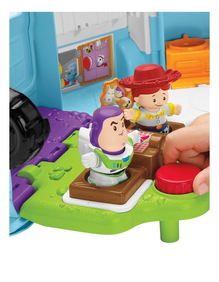 Little People Toy Story 4 RV image 5
