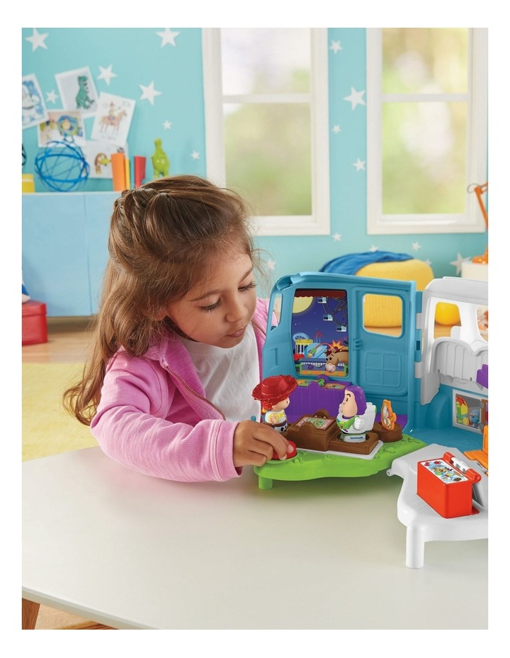 Little People Toy Story 4 RV image 7