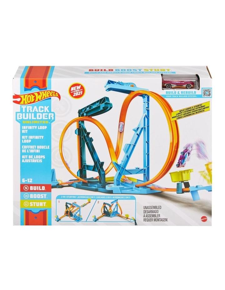 Hot Wheels Track Builder Unlimited Infinity Loop Kit image 1