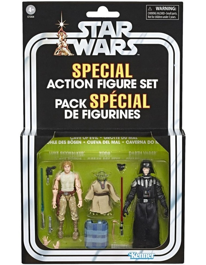"The Vintage Collection - The Empire Strikes Back - Cave of Evil Special 3.75"" Action Figures 3 Pack Set image 2"