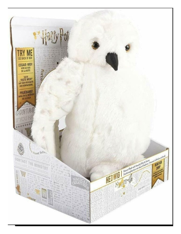 Harry Potter - Hedwig Soft Plush with Sound image 1