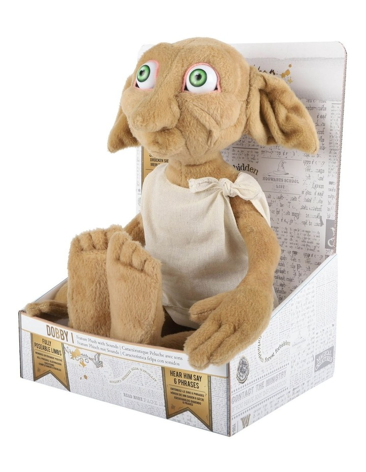 Harry Potter - Dobby Soft Toy image 4