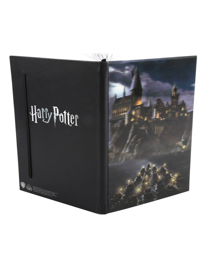 3DHD A5 Notebook Hogwarts Castle image 1