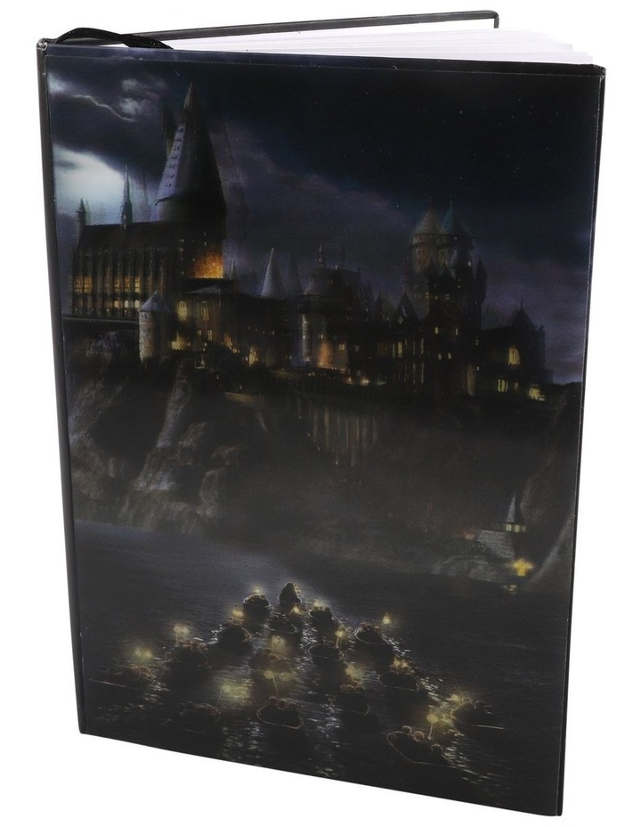 3DHD A5 Notebook Hogwarts Castle image 3
