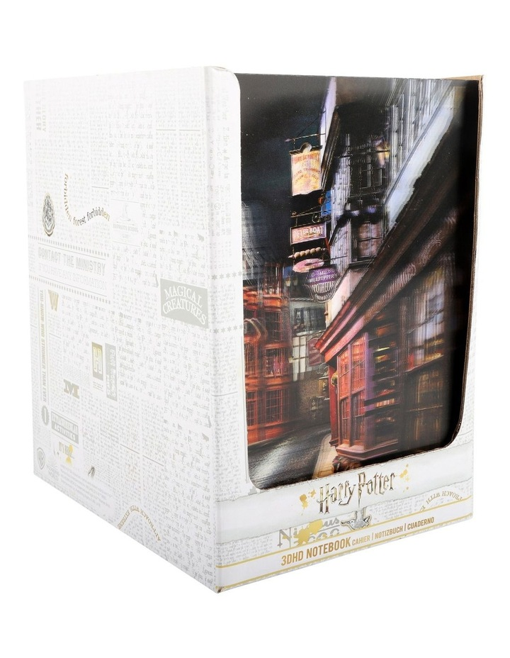 3DHD A5 Notebook - Diagon Alley image 2