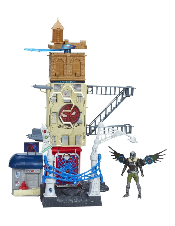 Spider-Man Web City Playset image 1
