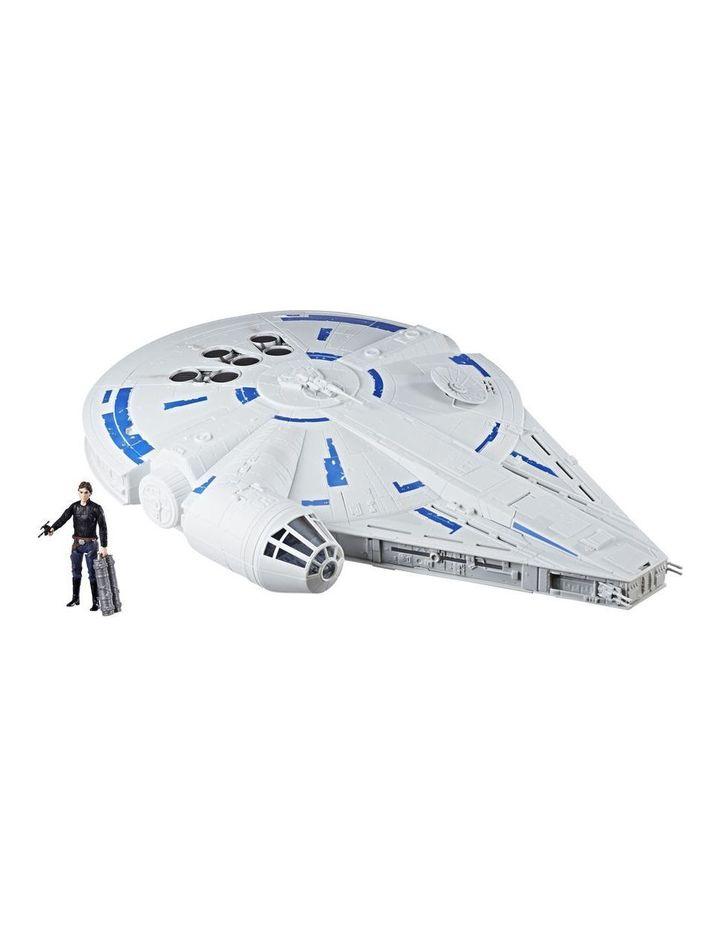StarForcelink Kessel Run Millennium Falcon with Han Figure image 2