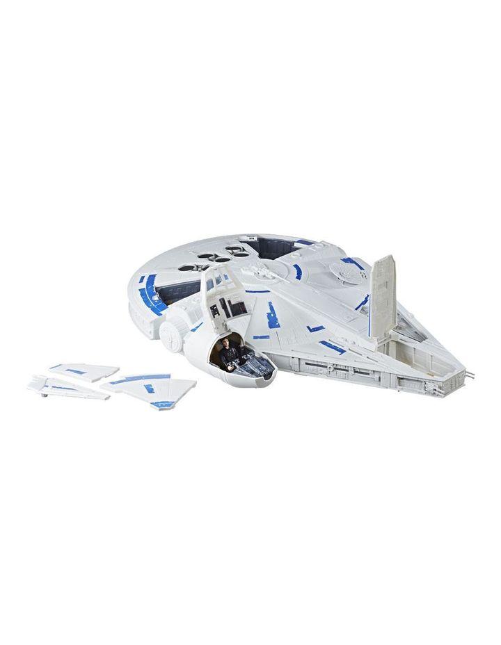 StarForcelink Kessel Run Millennium Falcon with Han Figure image 3