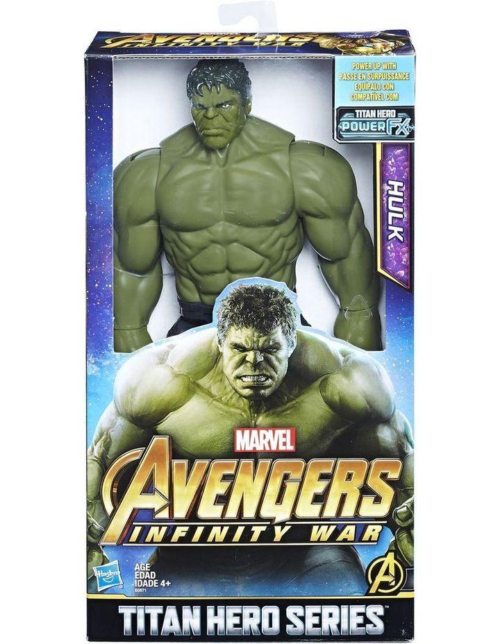 12inch Titan Hero Series Hulk (Infinity War) image 1