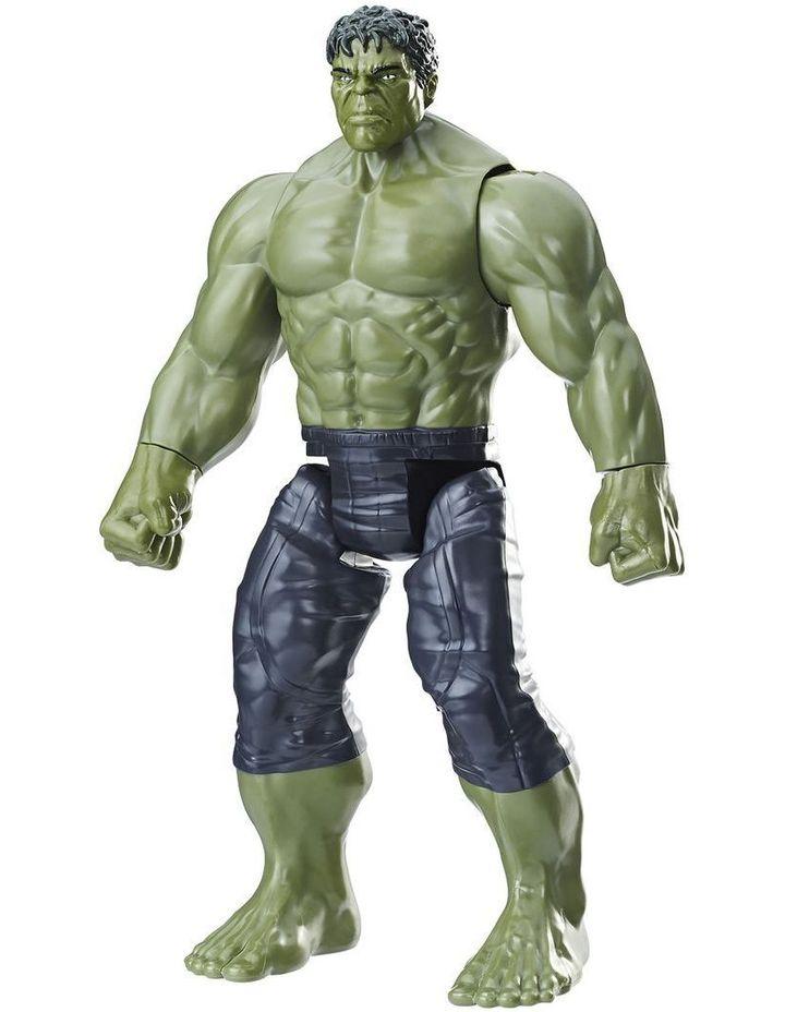 12inch Titan Hero Series Hulk (Infinity War) image 2
