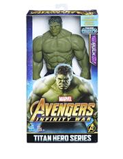 Marvel - 12inch Titan Hero Series Hulk (Infinity War)