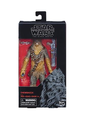 Star Wars - Black Series 6inch Chewbacca