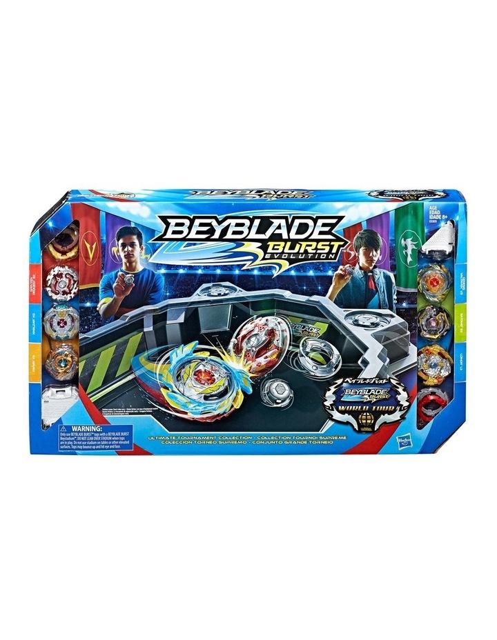 Beyblade Burst Evolution - Ultimate Tournament Battle Tops Collection image 1