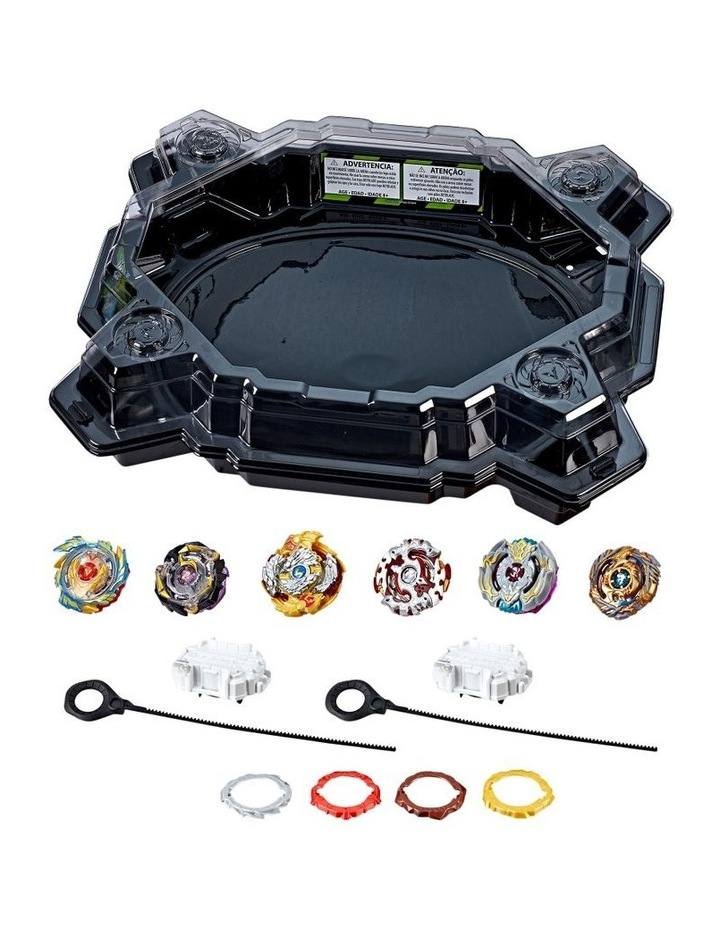 Beyblade Burst Evolution - Ultimate Tournament Battle Tops Collection image 3
